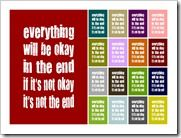 Another reminder I could probably use at work sometimes :-)