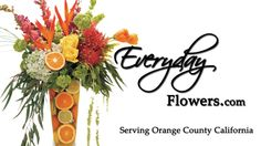 Flowers For Delivery In Orange County California.