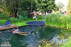 fun alternative to a slide! Looks so fun j need to add some padding around the springs