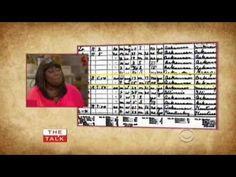 "Lisa Kudrow on CBS ""The Talk"" TV Show    #ancestry #genealogy #WDYTYA"