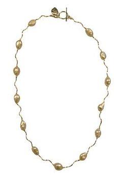 Rebecca Watson Designs Silver & Pearl Necklace http://www.youngideasfashion.com/store/product/12094/Rebecca-Watson-Designs-Silver-%26-Pearl-Necklace/