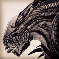 Alien - Anthony Petrie