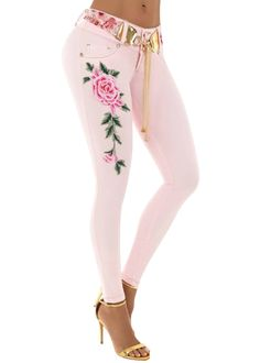 Pink Passion Jean