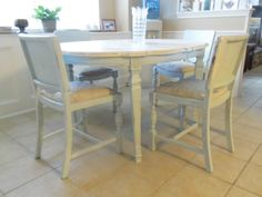 91 Best My Shabby Chic Dining Kitchen Room Tables Images Dining