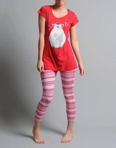 Bank Penguin Pyjamas - BANK Fashion