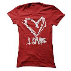 I Heart Love - Hot Trend T-shirts