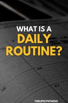 A daily schedule can literally turn you into a super hero. From your view of yourself right now at last. Once all your dreams and aspirations are transformed into automatic behaviors, being everything you want to be is....simply who you are. And thats the point. Successful life means successful habits. That's the magic of a daily routine that really works. #routine #dailyroutine #dailyschedule