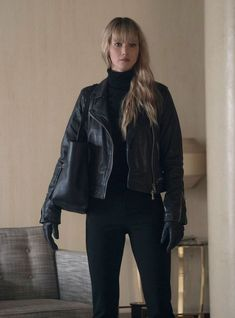 """Is Jennifer Lawrence's Character In """"Red Sparrow"""" Based On A Real Agent? Is Jennifer Lawrence's Character In """"Red Sparrow"""" Based On A Real Agent?,Coffee Break Is Jennifer Lawrence's Character In Red Sparrow Based On. Jennifer Lawrence Red Sparrow, Jennifer Lawrence Movies, Jennifer Lawrence Style, Jenifer Lawrance, Moda Grunge, Spy Outfit, Aesthetic Clothes, Stitch Fix, Winter Fashion"""