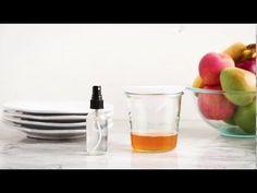 Catch Fruit Flies With This DIY Trap Plus Bonus Essential Oil Fly Repellant - YouTube