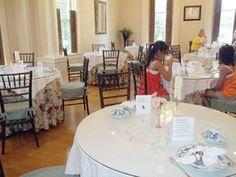 Swan House Tea Room Findlay