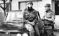 alfa romeo 1750 berlina and fidel castro
