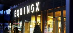 Equinox is a temple of well-being, featuring world-class personal trainers, group fitness classes, and spas. Voted Best Gym in America by Fitness Magazine. Equinox Fitness, Equinox Gym, Chelsea Nyc, Sylvia Day, Best Gym, Wellness, Gym Membership, Group Fitness, Health Fitness