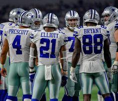 Go to a Dallas Cowboys Game!