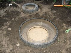 Recycled Tires Pond 04