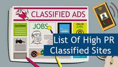 Classified submission is good SEO technology. Mostly SEO expert use classified submission for increasing website ranking and increasing website traffic and classified submission is use in business advertising, sell, service etc. I am create a collection Instant Approval High PR classified Sites list USA 2015. My all classified sites high pr with do follow back link sites.