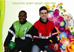 Reflective Jackets Models1