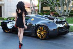 Can a $1.5 million Bugatti Veyron supercar help pick up girls? Viral gold digger prank video reveals all...