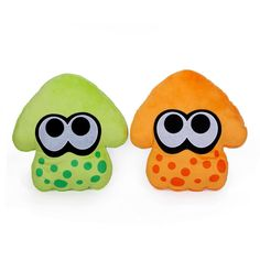 - New Splatoon Plush Toy 35cm - Splatoon Squid Plush Stuffed Doll 1pcs - Splatoon Squid Plush Toy 1pcs - Material: Plush .Size :35cm . - Color :Orange .Package: PVC bag - Generally delivery takes 8-12