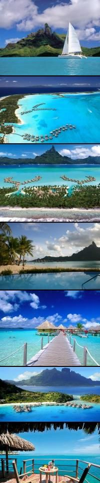 Pavel and I already talked about this and we both agreed that we are definitely going here for our honeymoon! <3