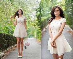 Viktoriya Sener - Chi Dress, Koton Clutch, Koton Pumps - TENDERNESS