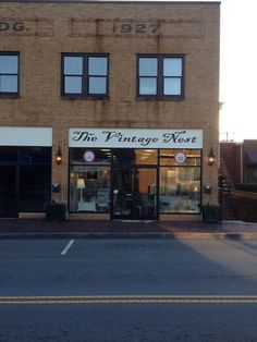 The Vintage Nest in Mount Holly, NC, Artisan Enhancements Retailer