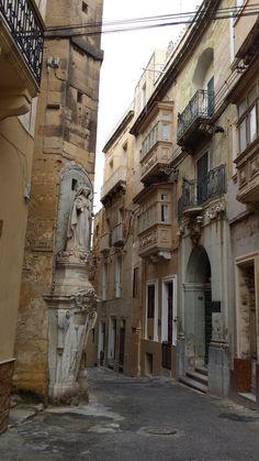 Oratory Street, Cospicua, Malta