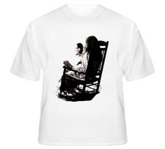 The Conjuring Movie Warren Family Creepy T Shirt Black And White Tees, Sport T Shirt, The Conjuring, Fathers Day Gifts, Cool Shirts, Gifts For Friends, Creepy, Halloween, Cotton