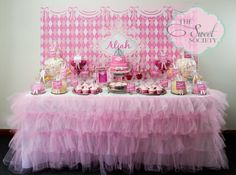Party Inspirations: Princess 1st Birthday Party