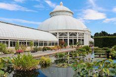 Visitar Jardin Botanico Nueva York Bronx Little Italy, Botanical Gardens, Taj Mahal, Gazebo, Places To Go, Nyc, Buenas Ideas, Outdoor Structures, Architecture