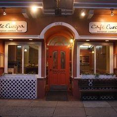 Cafe Europa - San Francisco, CA, United States. Cafe Europa 4318 california street