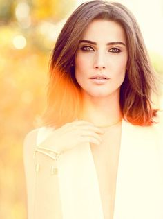 Colbie Smulders for Fashion Magazine April 2014 #HIMYM #TheAvengers