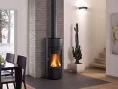 Krbová kamna Helga Nordica Stove, Home Appliances, Wood, Design, Corner, Search, France, House Appliances, Range