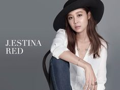 #Hyojin Gong / Kong #공효진 - J.ESTINA RED Photos [11.21.14]-ctto