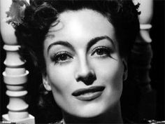 Joan Crawford - I love this woman. She was so bitchy and clownish that no one took her seriously, just like me. <3