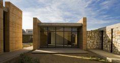 Wonderful Rammed Earth walls at the School of Visual Arts of Oaxaca / Taller de Arquitectura-Mauricio Rocha