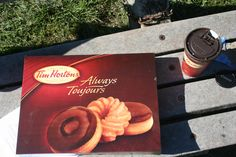 Nothing would have been possible without Tim Hortons. Tim Hortons, Life Savers, Park, Life Preserver, Parks
