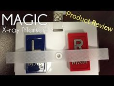 Product Review: Magic X-Ray Markers