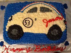 Jason's Herbie cake