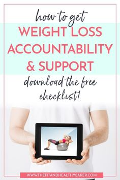 Support and accountability is essential for weight loss success. Click through f Diet Plans To Lose Weight, Losing Weight Tips, Want To Lose Weight, Weight Loss Goals, Fast Weight Loss, Killer Workouts, Medical Facts, Lose Weight Naturally, Lose Belly Fat