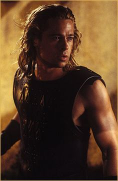 i don't know who i love more. brad pitt in troy or brad pitt in fight club. decisions, decisions.