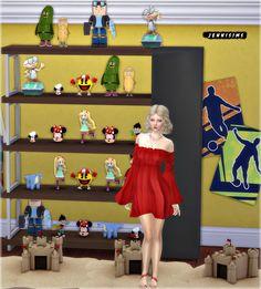 Jennisims : Kid's Clutter Vol 26 (11 items).