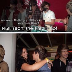 Nialler! Taking a page out of Harry's book I see.