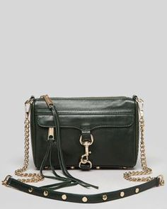 { Rebecca Minkoff Crossbody Clutch- Mini Mac }
