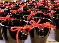mugs with lil red bows