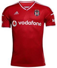 Besiktas Third Kit 14-15 Adidas Camisas De Futebol dfd9e8293f977