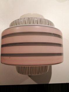 Art Deco lampekuppel | FINN.no Art Deco, Home Decor, Decoration Home, Room Decor, Interior Decorating