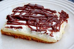 Emily Can Cook: Eclair Squares AKA Best Dessert Ever!