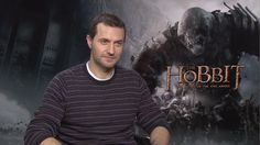 Richard Armitage - The Hobbit: The Battle of the Five Armies Interview HD