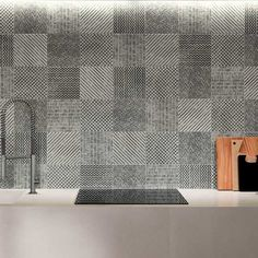 Easy Home Decor, Porcelain Tile, Wall Tiles, Light In The Dark, Design Elements, Stoneware, Ceramics, Patterns, Artist