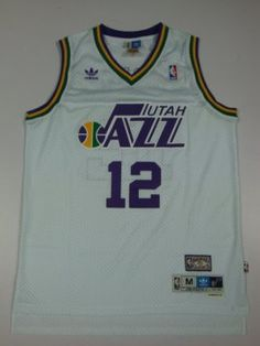 Free Shipping - Utah Jazz #12 John stockton . nba jerseys $25